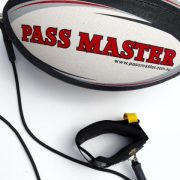 Rugby training ball Pass Master1 lowRes