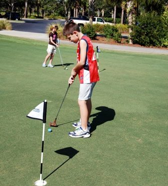 Help Your Golf Game with Training Aids