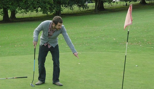 Mastering Your Golf Game with Training Aids