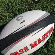 MOD rugby balls x 5 LOW RES