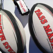 rugby league training ball & Football no string - low res 1